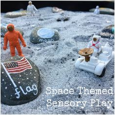 Spaces Themes Activities for Kids. Moon Activities for Kids. Moon Activities, Nursery Activities, Space Activities, Montessori Activities, Toddler Activities, Classroom Activities, Summer Activities, Diy Sensory Board, Sensory Play