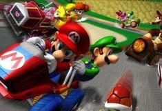 Mario Kart portada