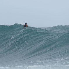 Out the back. #SurfingIsEverything @gabrielmedina