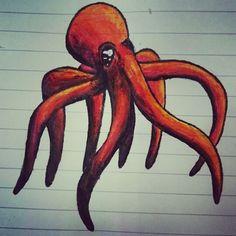 Polip  *-* #octopus