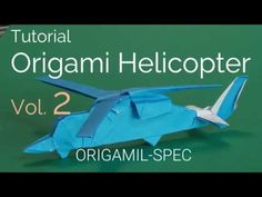 Origami Helicopter, Diy Bracelets Video, Minecraft Creations, Paper Crafts Origami, Paper Plane, Paper Models, Missing Quotes, Top Gun, Youtube