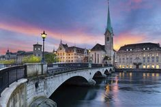 28 Places to Travel by yourself Zurich