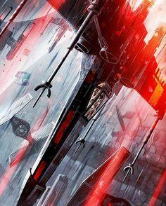 'Final Strike' by Raymond Swanland