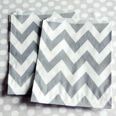 Shop Sweet Lulu - Gray Chevy Chic Treat Bags