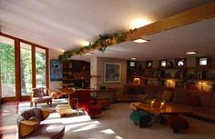 Living in a Frank Lloyd Wright house: What It's Really Like - Home Dish - April 2009 - Minnesota