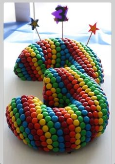 birthday 3th cake