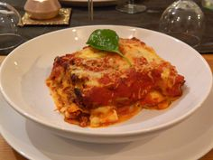 lasagna @Mami Camilla