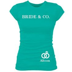 This website has the best shirts and tanks for bachelorette parties.