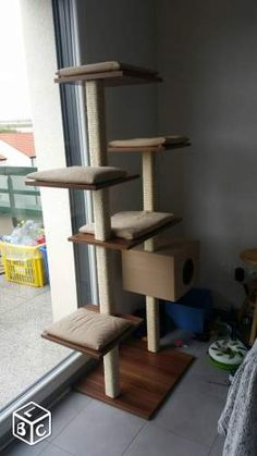 arbre à chat neuf                                                                                                                                                     Plus