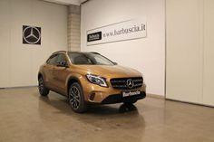 Mercedes-Benz GLA 200d Automatic Sport  Alimentazione DIESEL  Immaticolazione 10/2017  Cilindrata 2143 cc  KM 4.975 Scopri maggiori dettagli  http://bit.ly/2HeMzGm  VISIBILE PRESSO LA SEDE DI PESCARA