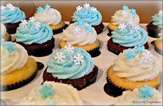Swirls Cupcakes!