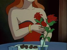 Poison Ivy (Batman: The Animated Series)   11 Makeup Palettes Inspired By '90s Cartoon Characters