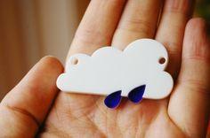 Cloud necklace - Day 5 #30DoC @createstuff
