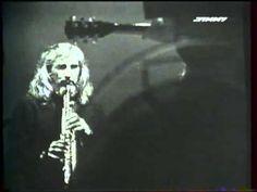 Frank Zappa - 1968 10 23 Paris, France - Forum Musiques TV Program (B&W)