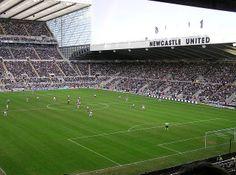 St. James' Park Newcastle United Football, Army, The Unit, Black And White, Gi Joe, Military, Black N White, Black White