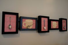 Making Lemonade: DIY Kitchen Art: Coffee Cup Collages