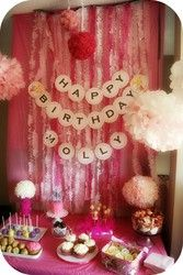 Birthday - Fairy Princess party party