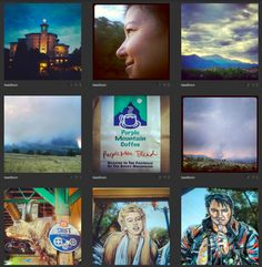 Instagram photos taken in Colorado Springs by Taa Dixon www.720media.com