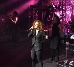 Jess Glynne live on stage in Dublin tonight