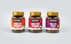 Beanies Instant Coffee | Creative Agency, Branding & Packaging Design | Leeds
