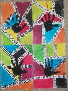 Couverture de cahier en maternelle
