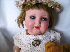 Armand Marseille Doll.