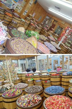 designs for candy shop | candy store with hundreds of varieties, shapes, sizes, colors ...