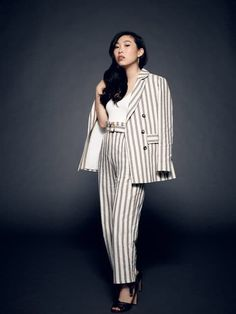 'Crazy Rich Asians' breakout star Awkwafina is here to steal scenes and change the way you see Asian American women