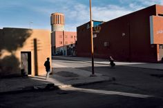 Harry Gruyaert - MOROCCO. Ouarzazate. 1986. Magnum Photos -