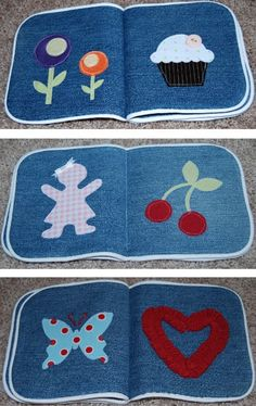 """During Dana & Rae's """"Celebrate the Boy"""" month in February, I found this idea . I adapted it for my little girl though. My favorite pages are..."""