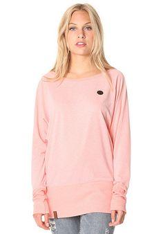 NAKETANO Groupie IV - Langarmshirt für Damen - Pink - Planet Sports