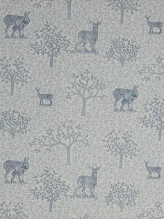 A classic cute woodland design in soft textured tones of of china blue. This quality wallpaper benefits from being a paste the wall paper, which means it is incredibly easy to apply and work with whilst decorating. It will also stand the test of time and is easy to remove at a later date. Animal Print Wallpaper, Wild Creatures, Blue China, Safari Animals, Stuffed Animal Patterns, Woodland, Tropical, Pets, Decorating