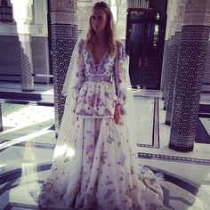 Poppy Delevingne's Second Wedding Had Everything: A Welcome Rave, A Pucci Dress And JOAN COLLINS