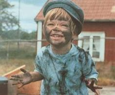 old images, image search, & inspiration to browse every day. Pippi Longstocking, Cinema Theatre, Chubby Cheeks, Old Images, Kid Movies, Book Authors, The Good Old Days, Childhood Memories, Childrens Books