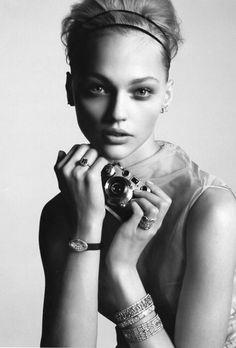 Things pass, and the best we can do is to let them really go away. ~ Paulo Coelho http://awakenyc.com/     @sashapivovarova #supermodels #fashion
