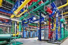 Viste o data center do Google com esse vídeo em 360 graus