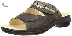 Think Camilla, Mules Femme, Marron (Stone/Kombi 46), 42 EU - Chaussures think (*Partner-Link)