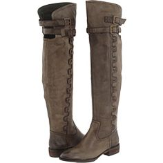 """LOVE these boots unless they would come up to high on someone 5'2"""". Sam Edelman PIERCE Shoes for Women in Olive $147.98-Pinned by Nat Doyle onto Fashion I Love from 6pm.com"""