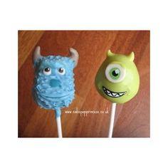 Monsters Inc. baby shower | Monsters Inc, Cupcakes Monsters inc baby shower - INC International ...