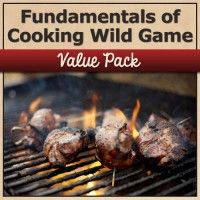 If you love cooking wild game - or want to learn - this collection will make your mouth water! We've put together 8 best-selling cookbooks and guides to turn you into a venison virtuoso!