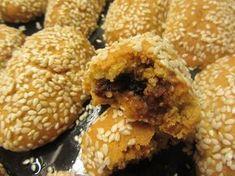 Greek Sweets, Greek Desserts, Greek Recipes, Vegan Recipes, Greek Cookies, Cookie Recipes, Dessert Recipes, Recipe Boards, Vegan Sweets