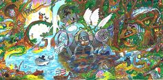 11-Year-Old's Fantastical Water-Purifying Machine Wins 2014 Doodle 4 Google Competition | Inhabitat - Sustainable Design Innovation, Eco Architecture, Green Building