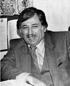 Dick Giordano(1932-2010)editor DC Comics,editor Charlton Comics,and artist/writer for both companies.