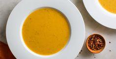 Veggie Soup - mmm....coconut milk....