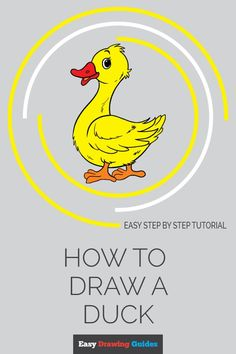 Drawing Tutorials For Kids, Drawing For Kids, Drawing Tips, Drawing Reference, Drawing Ideas, Easy Animal Drawings, Cartoon Drawings, Easy Drawings, Pencil Drawings