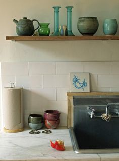 Cool tiles for the kitchen