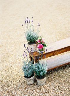 #potted-plants  Photography: Steve Steinhardt - stevesteinhardt.com/ Event Design: Beth Helmstetter Events - bethhelmstetter.com  Read More: http://stylemepretty.com/2013/03/21/french-countryside-wedding-from-beth-helmstetter-events/
