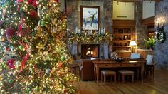 Come join us by the fire and celebrate this holiday season!