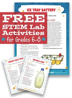 Decorate your classroom with a free STEM poster. (They even printed it and will ship it straight to your school!) Plus, enter to win amazing STEM prizes like an all-expense paid trip to the Science of the Rockies workshop in Colorado or a voucher for up to $5,000 in school supplies!