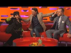 Graham tries mind reading with James McAvoy - The Graham Norton Show - S...